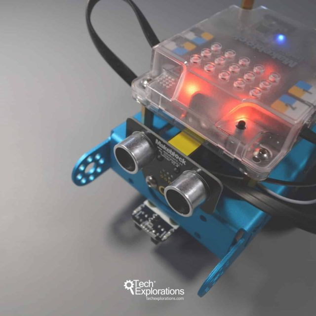 Learn with Tech Explorations, Arduino with the mbot